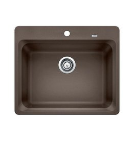 Blanco Blanco 400364 Vision 1 Single Drop In Kitchen Sink