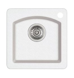 Blanco Blanco 400032 Diamond Mini Single Bowl Drop In Kitchen Sink