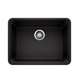 Blanco Blanco 400492 Vision U 1 Single Undermount Kitchen Sink