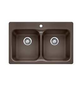 Blanco Blanco 400307 Vision 210 Double Drop In Kitchen Sink