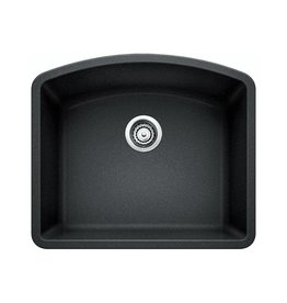 Blanco Blanco 400081 Diamond U 1 Single Undermount Kitchen Sink