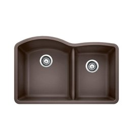 Blanco Blanco 400309 Diamond U 1.75 Double Undermount Kitchen Sink