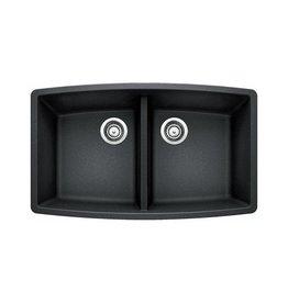 Blanco Blanco 400499 Performa U 2 Double Undermount Kitchen Sink