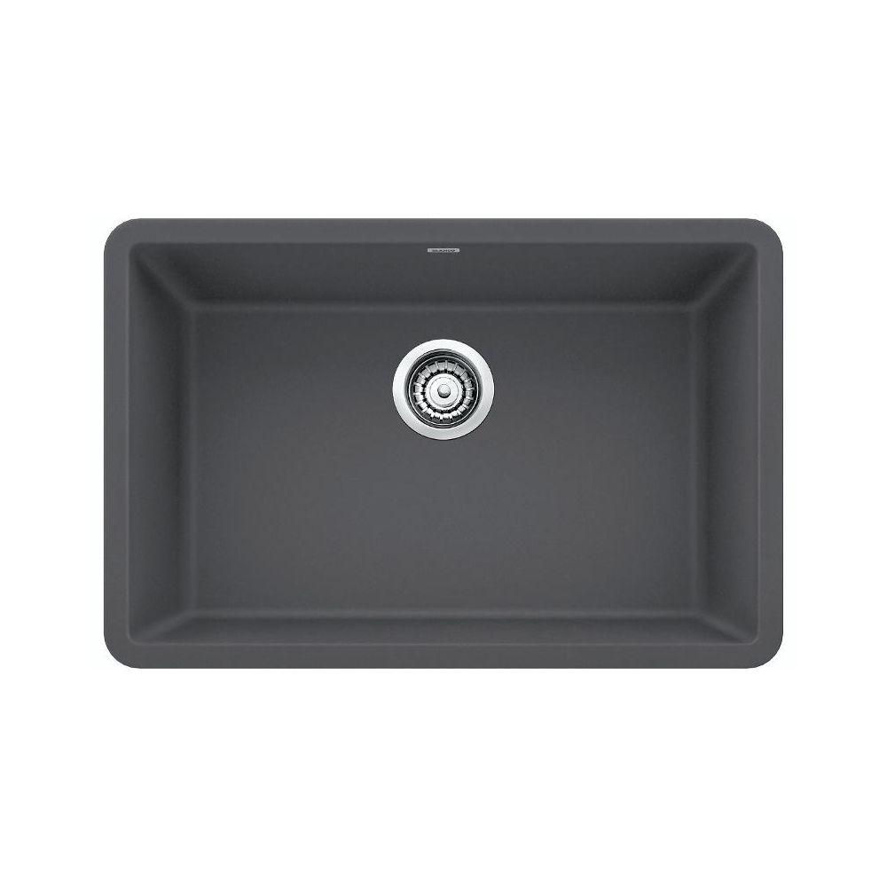 Blanco 401891 Precis U 27 Single Undermount Kitchen Sink