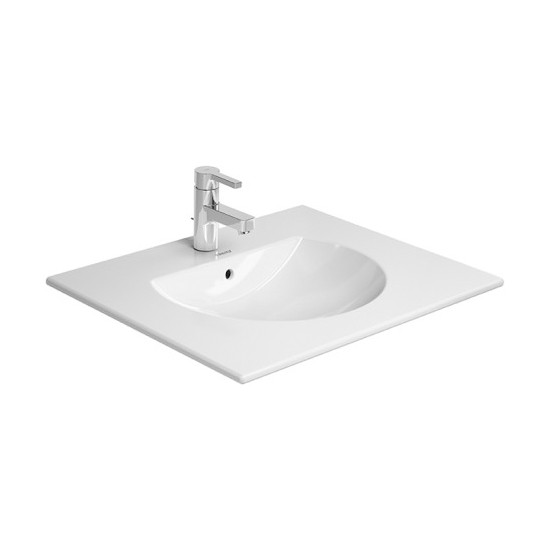 Charming Duravit Duravit Darling New Furniture Washbasin Wall Mounted 24 3/4 Gallery