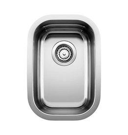 Blanco Blanco 400744 Blancowave Plus U 0.5 Single Undermount Kitchen Sink