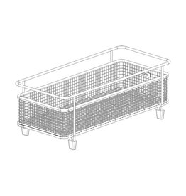 Blanco Blanco 406399 Precis Stainless Steel Mesh Basket With Drainboard