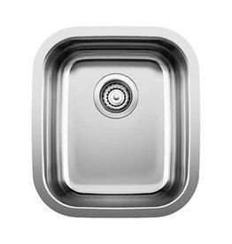 Blanco Blanco 400719 Supreme U 0.75 Single Undermount Kitchen Sink