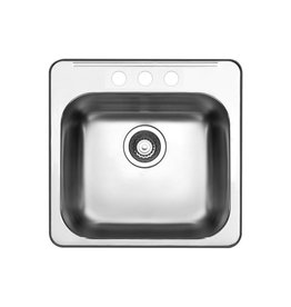 Blanco Blanco 401651 Horizon 3 Holes Drop In Laundry Sink