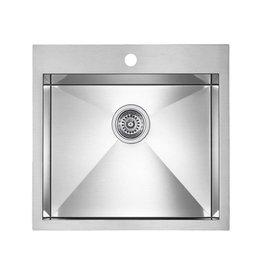 Blanco Blanco 400380 Precision MicroEdge Single Drop In Kitchen Sink