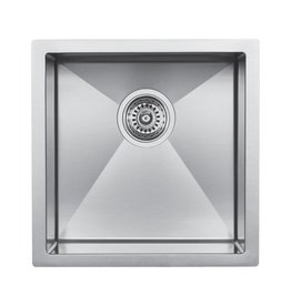 Blanco Blanco 400450 Radius 10 U Single Undermount Kitchen Sink