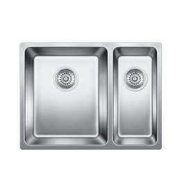 Blanco Blanco 401333 Andano U 1.5 Double Undermount Kitchen Sink