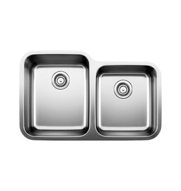 Blanco Blanco 401026 Stellar U 1.75 Double Undermount Kitchen Sink