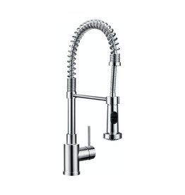 Blanco Blanco 400546 Diva Pull Down Dual Spray Kitchen Faucet