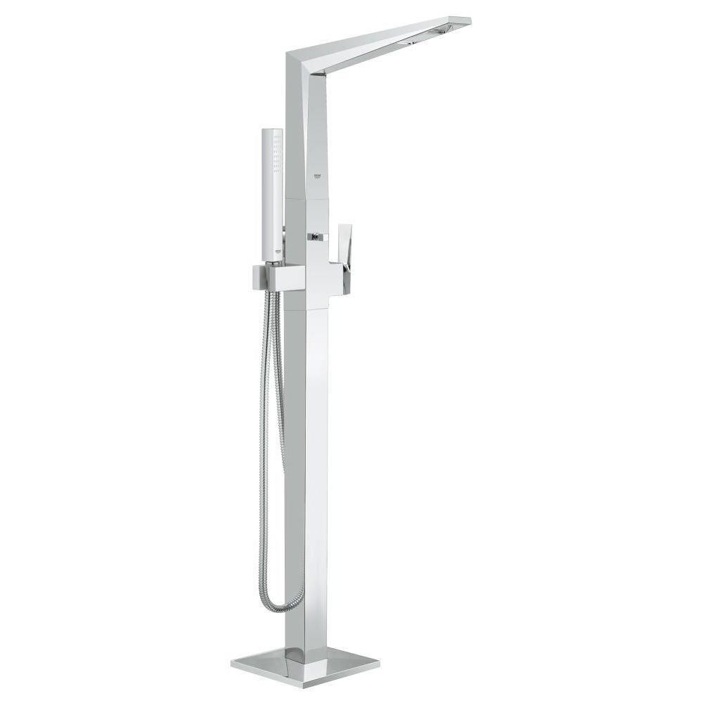 Grohe 23119001 Allure Brilliant Single Handle Bathtub Faucet - Home ...