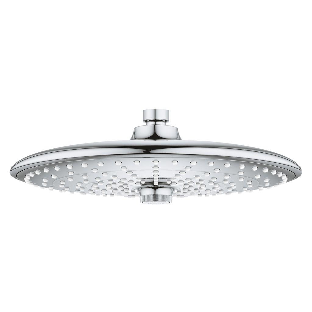 grohe 26457000 euphoria 260 shower head 3 sprays home comfort centre. Black Bedroom Furniture Sets. Home Design Ideas