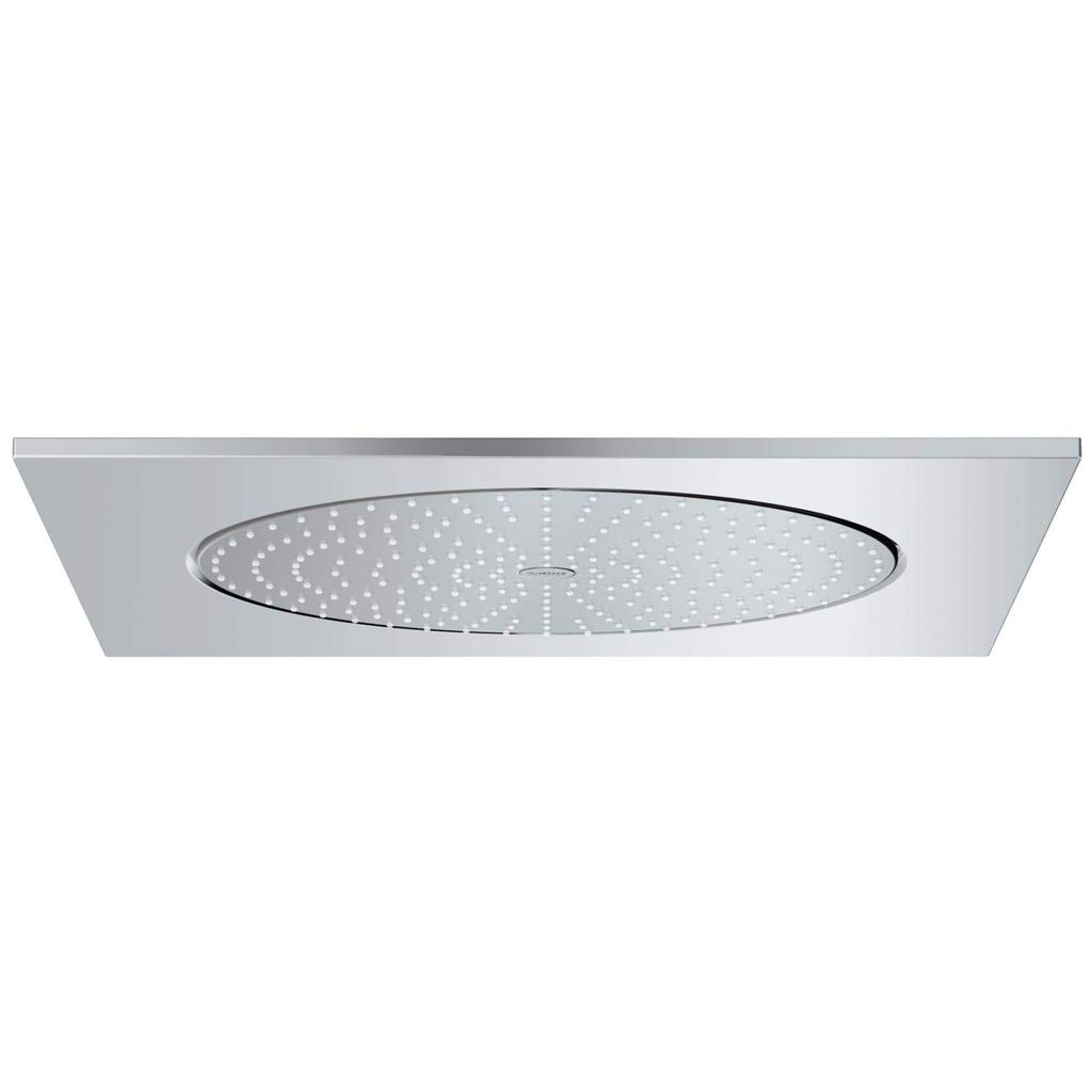 "grohe 26471000 rainshower f series 20"" ceiling shower head - home"