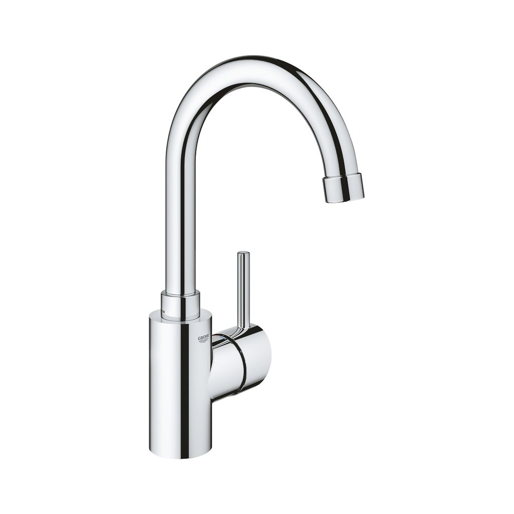 Grohe Grohe 31518000 Concetto Single Handle Kitchen Faucet ...