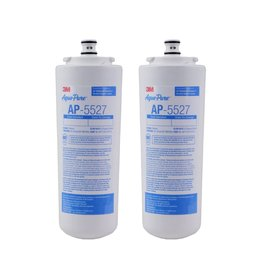 3M 3M Aqua Pure AP5527 Replacement Filter Cartridge 2 Pack