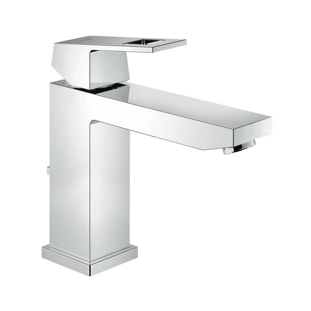 Grohe 23670000 Eurocube Single Handle Bathroom Faucet M Size - Home ...