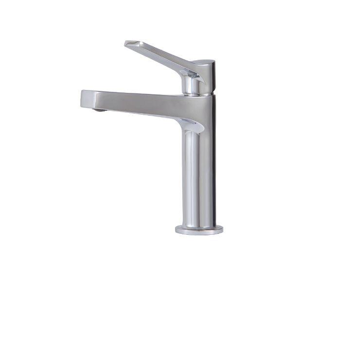 Aquabrass 17014 Metro Single Hole Lavatory Faucet Polished Chrome ...