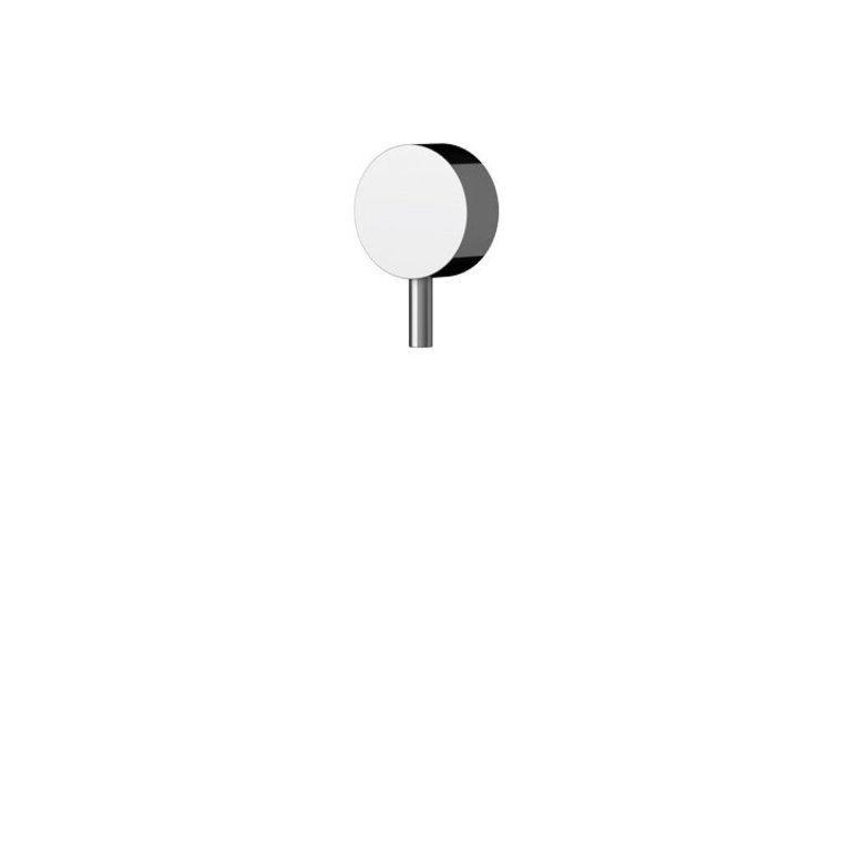 Aquabrass 61095 Thermostatic Valves Handles Volare Handle For Brushed Nickel