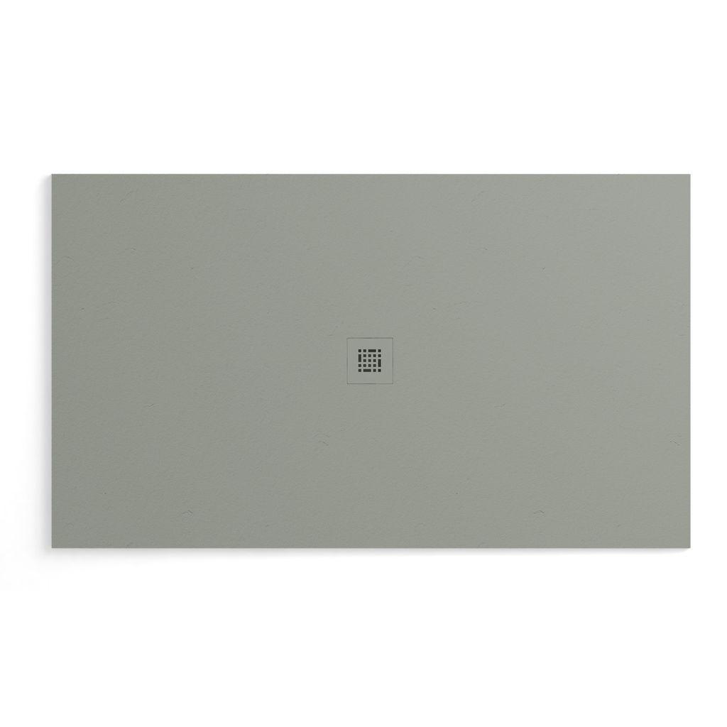Fiora Fiora SSSP7242 Shower Base Quadro Slate 72X42 Grey ...