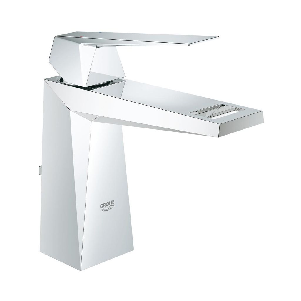 Grohe 2303400A Allure 4 Centerset Bathroom Faucet M Size Chrome ...
