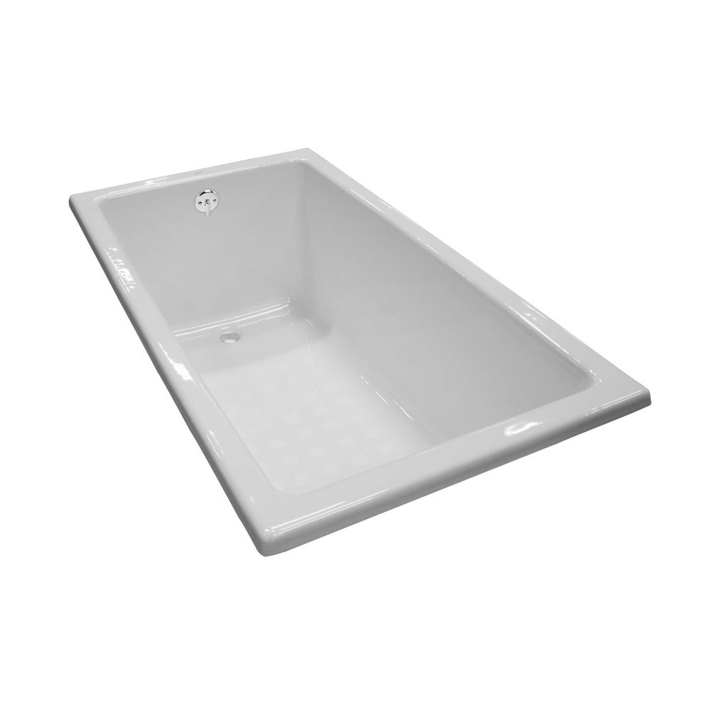 TOTO FBY1550P Enameled Cast Iron Bathtub White - Home Comfort Centre