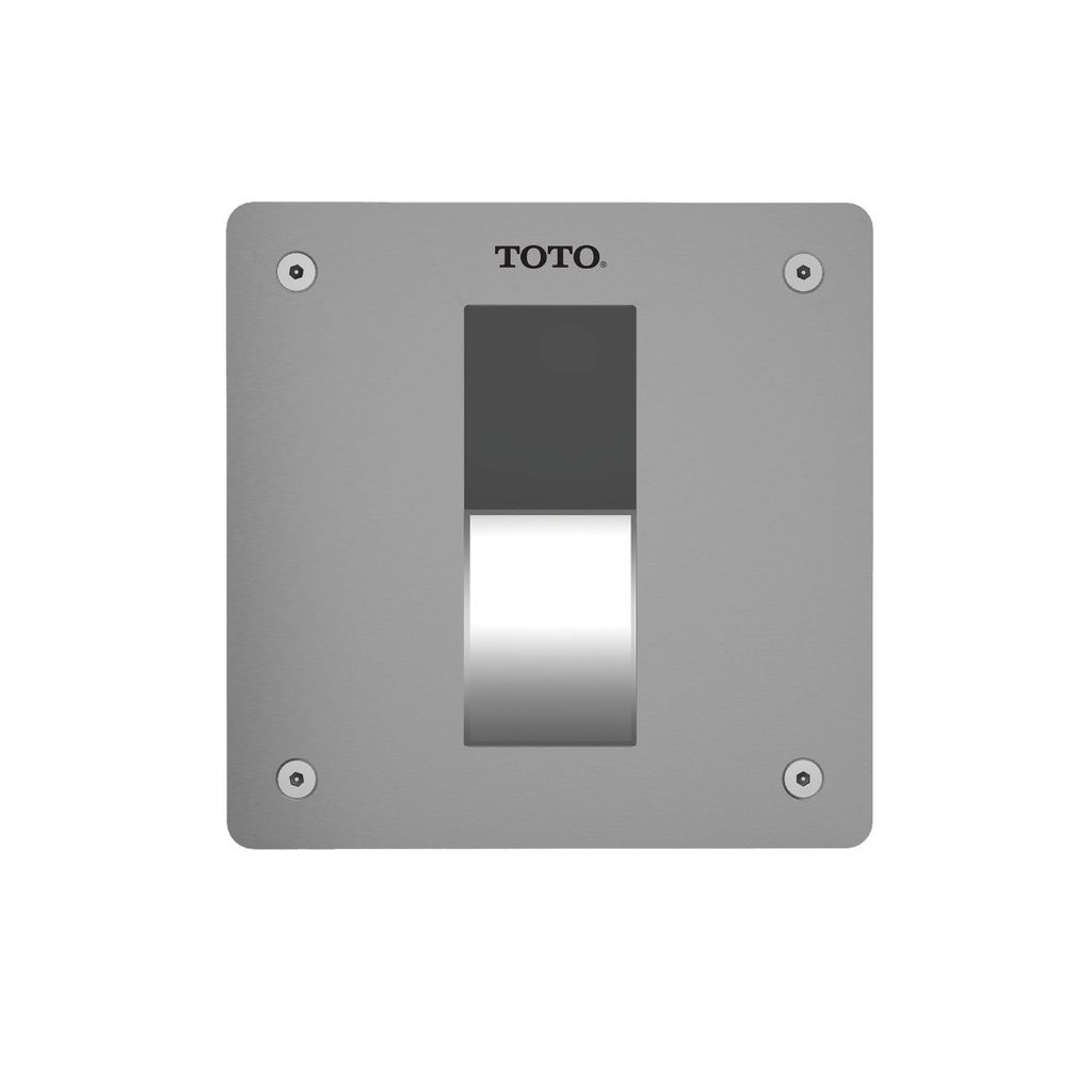 TOTO TET3UA31 EcoPower Ultra High Efficiency Concealed Toilet Flush ...