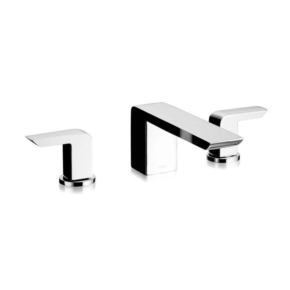 TOTO TB960DD Soiree Deck Mount Bath Faucet Chrome - Home Comfort Centre