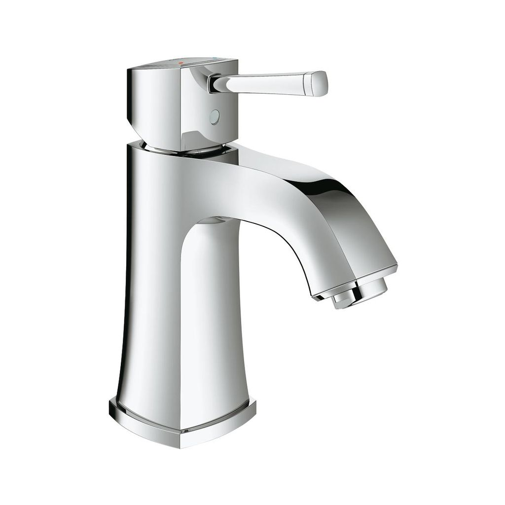 Grohe 2331200A Grandera Single Handle M Size Bathroom Faucet Chrome ...