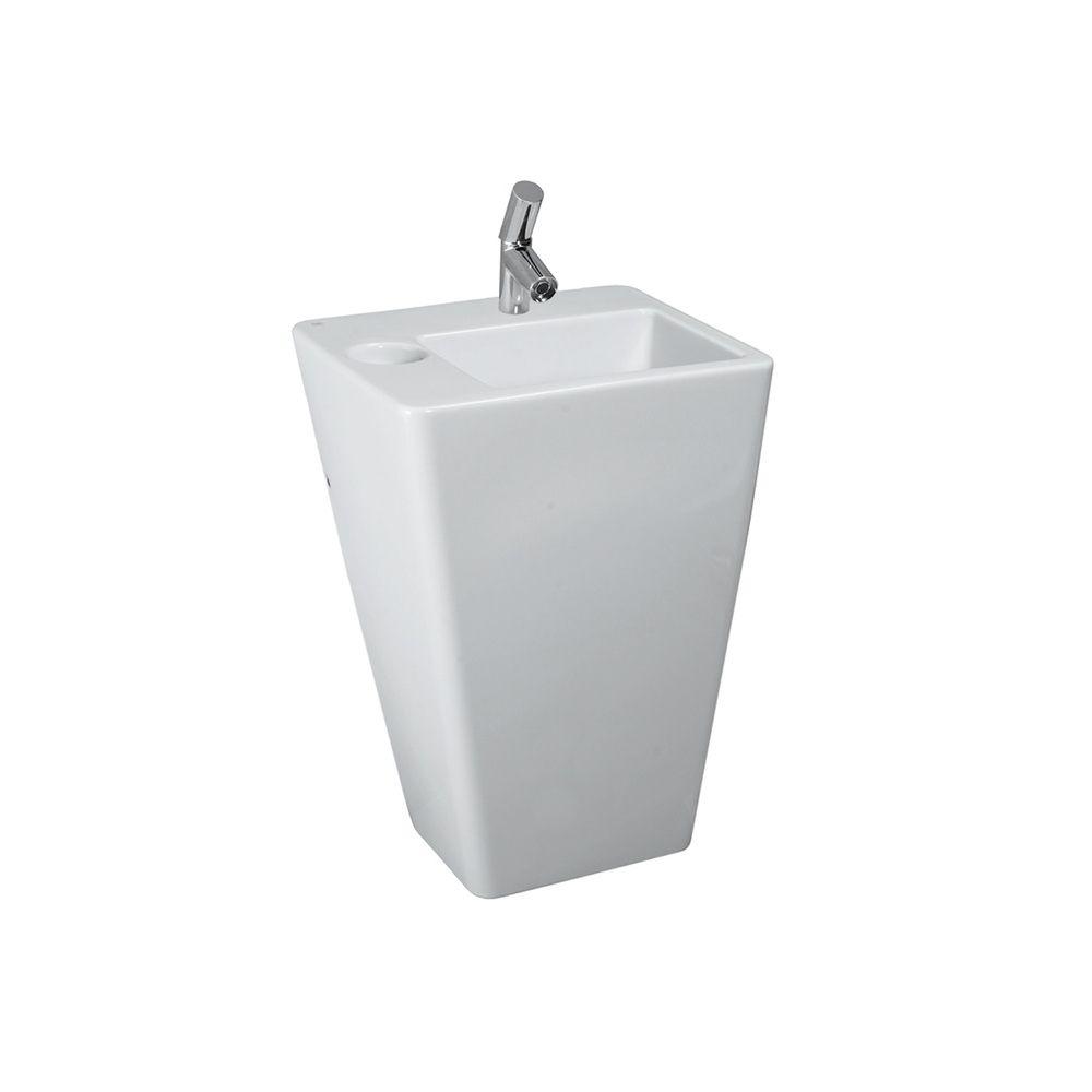 Laufen 811902 Alessi Freestanding Washbasin One Tap Hole