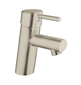 Grohe Grohe 34271ENA Concetto Single Handle S Size Bathroom Faucet Brushed Nickel