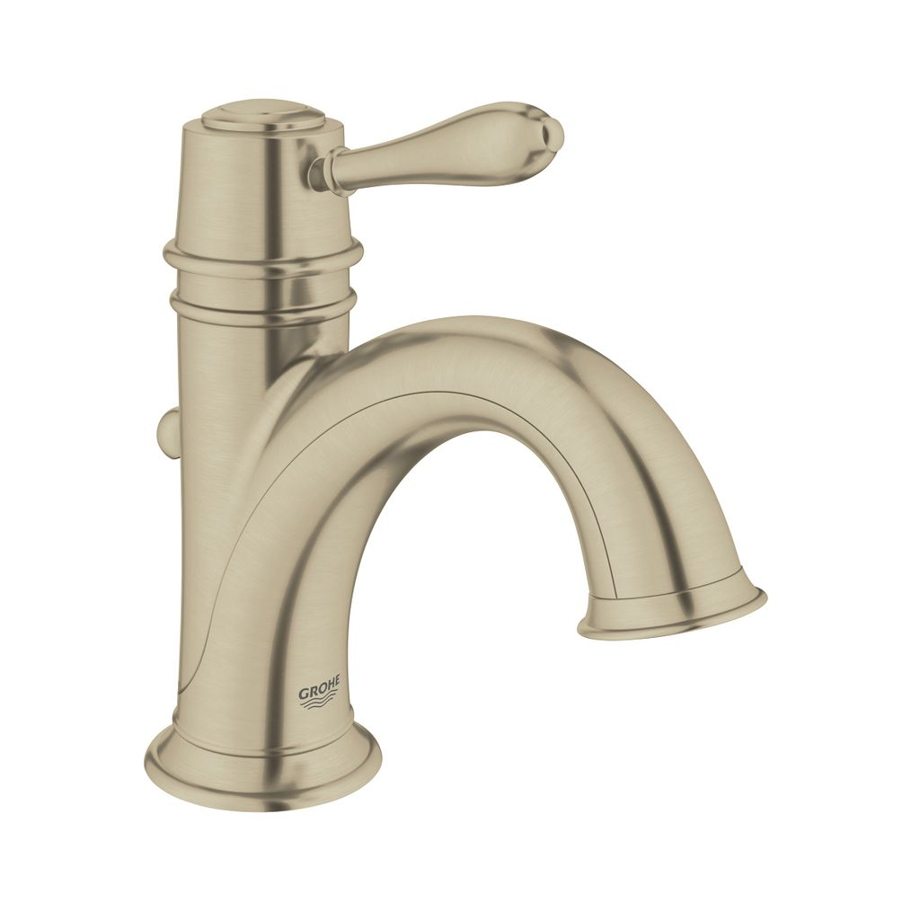 Grohe 23399EN1 Fairborn Single Hole Centerset Lavatory Faucet ...