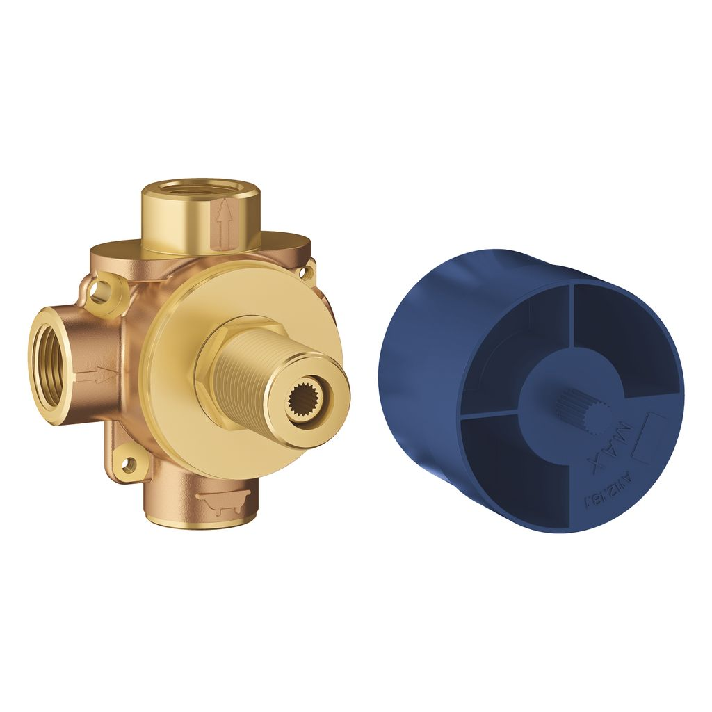 Grohe 29900000 2 Way Diverter Rough In Valve Home