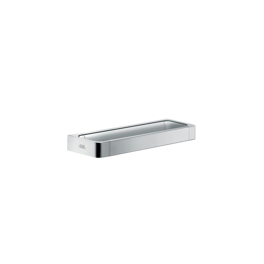 hansgrohe axor bathroom accessories axor massaud hansgrohe 42830000 axor universal towel rail short chrome home comfort centre