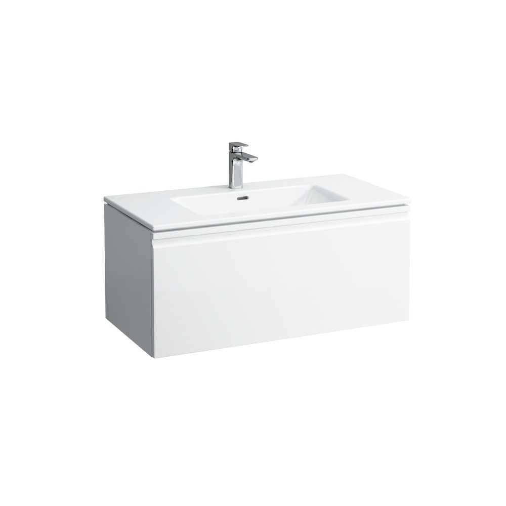 Laufen 860966 Pro S Vanity Unit With Washbasin Graphite Home Comfort Centre