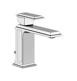 Gessi Gessi 48001 Fascino Single Lever Washbasin Mixer With Pop Up Chrome