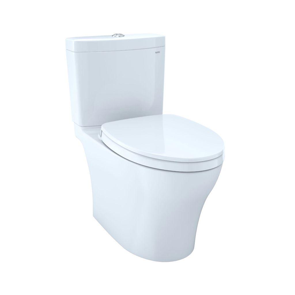 Toto TOTO CST446CUMG Aquia IV 1G Elongated Toilet Cotton