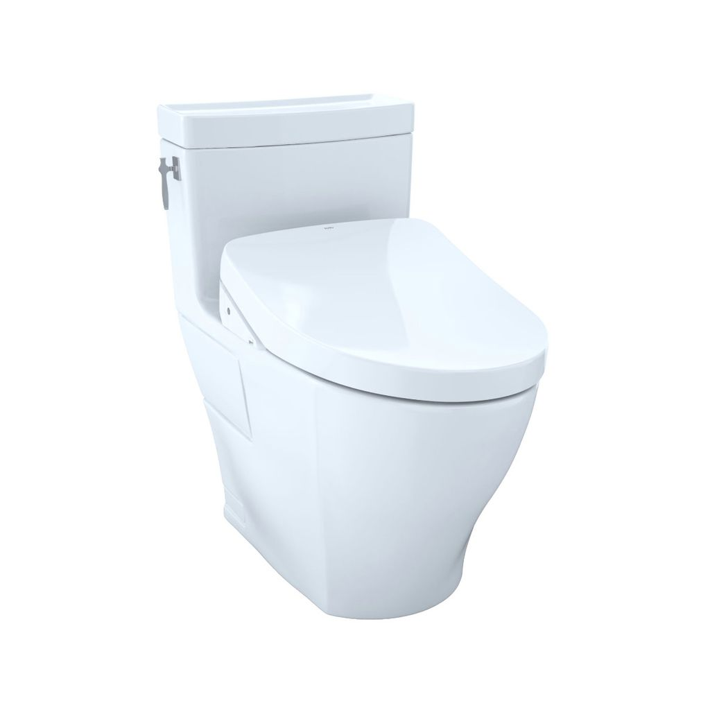 TOTO MW6263056CEFG Aimes WASHLET S550e One Piece Toilet ...