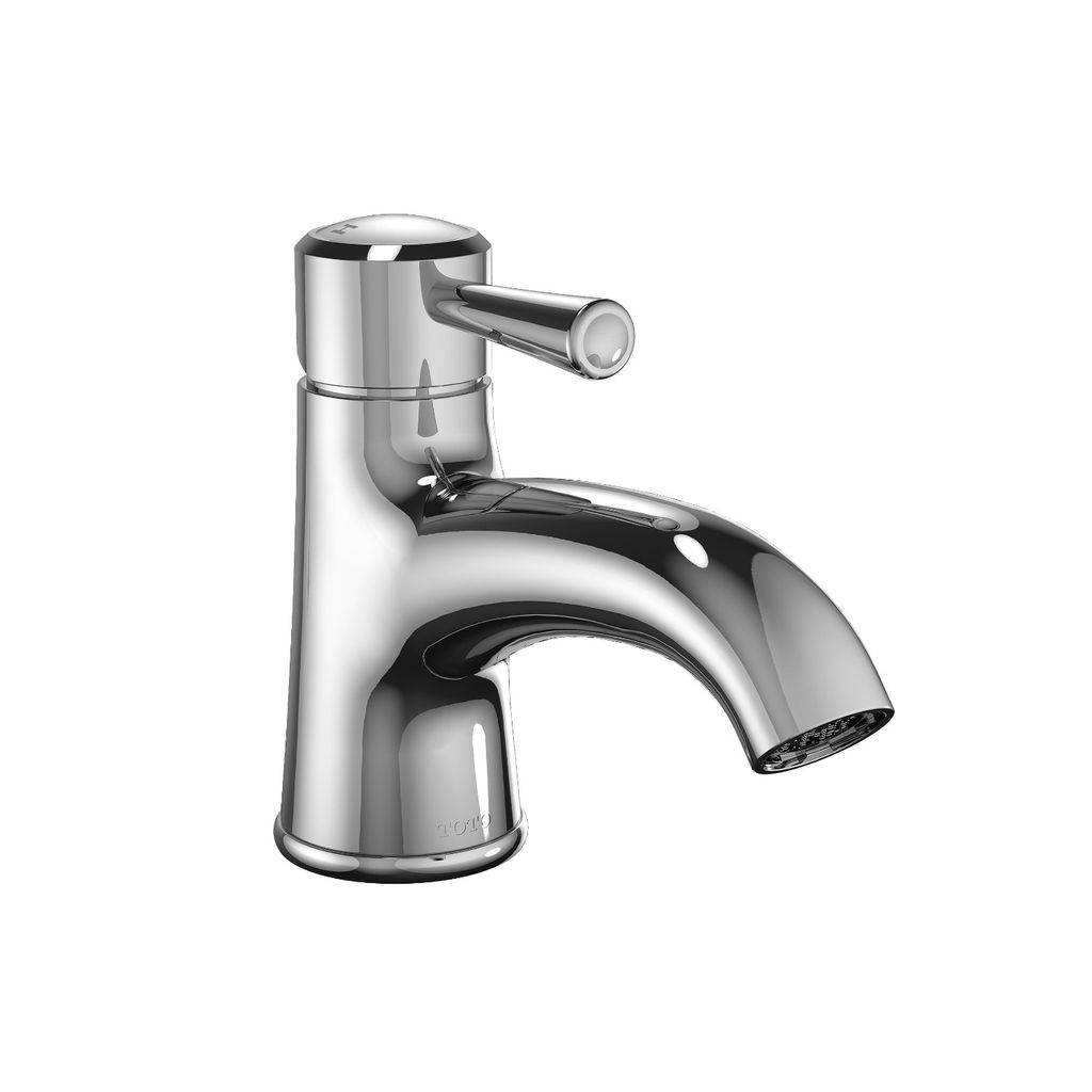 TOTO TL210SD12 Silas Single Handle Lavatory Faucet Chrome - Home ...