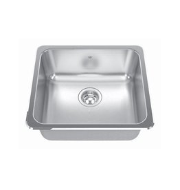 Kindred Kindred QSA1820/8 18 x 20 Single Bowl Laundry Sink