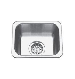 Kindred Kindred QS1113/6 11 x 13 Single Bowl Bar Sink