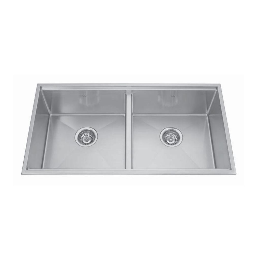 Kindred Kindred KCD36/9-10A 34 x 17 Double Bowl Kitchen Sink