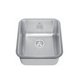 Kindred Kindred KSS4UA/9D 16 x 18 Single Bowl Undermount Sink