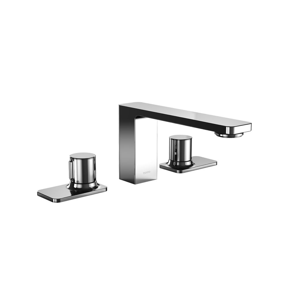 TOTO TB170DD Kiwami Renesse Deck Mount Faucet Chrome - Home Comfort ...