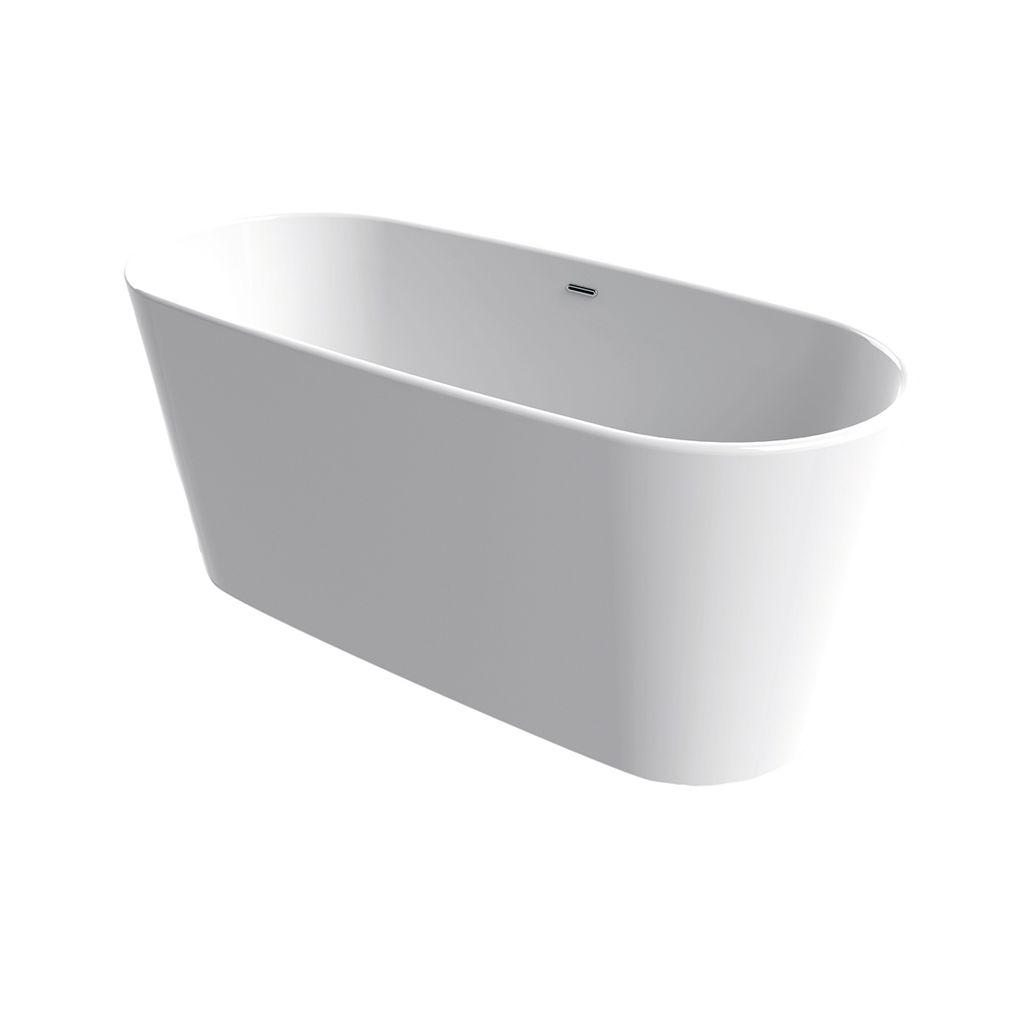 Aquabrass Aquabrass B0002 Thasos Freestanding Bathtub