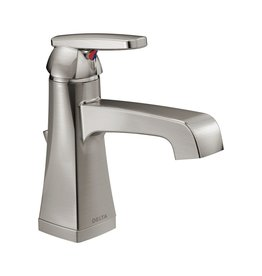 Delta Delta 564 Ashlyn Single Handle Lavatory Faucet Brilliance Stainless