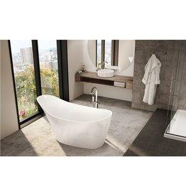 Fleurco Fleurco BMO6431 Molto Acrylic Bathtub White